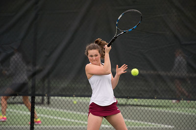 4/26/17: Girls' Varsity Tennis v Westminster