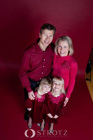 Sandberg Family 2009