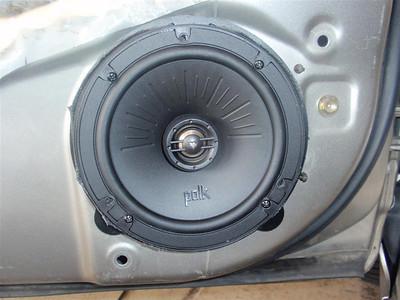 2003 Honda Civic Hybrid Front Door Speaker Installation - USA