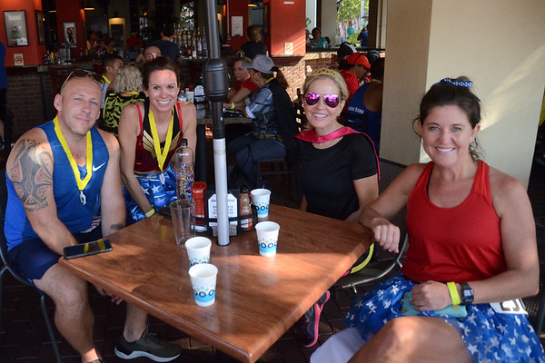 Post-race Breakfast at Celebration Town Tavern ... M-Family 5K and Fun Run 2019