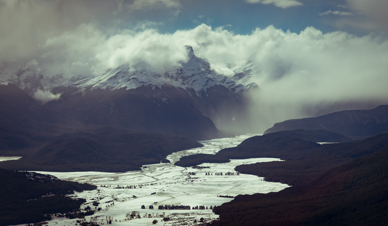 All the Snow Has Left Queenstown for the Season