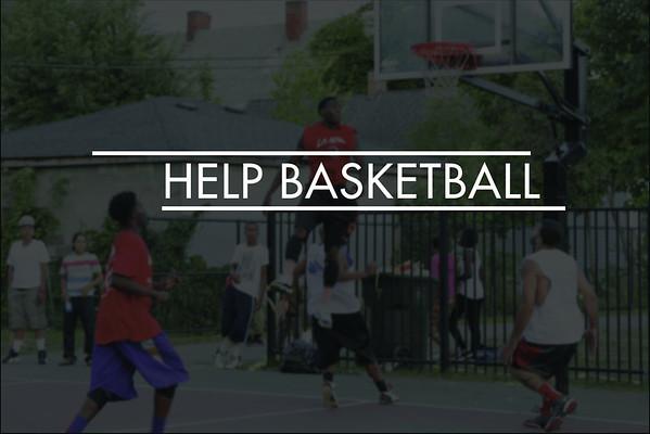 5th Annual H.E.L.P. Basketball Tournament