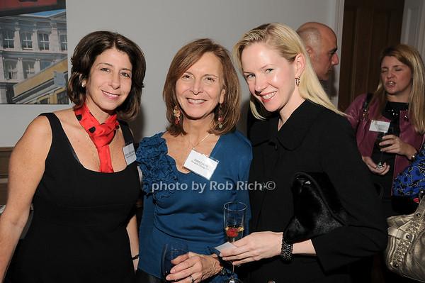 Madelyne Albert Roberts, Janet Cerutti, Angeline Urie photo by Rob Rich © 2009 robwayne1@aol.com 516-676-3939