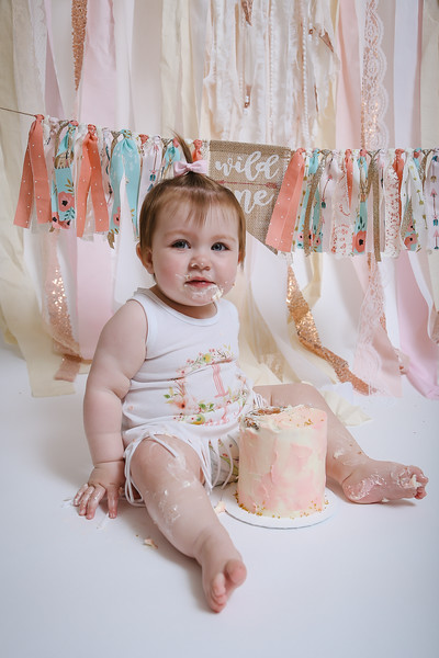 Dakota {Cake Smash} 2019