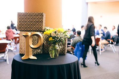 Purdue Krannert Graduate Reception