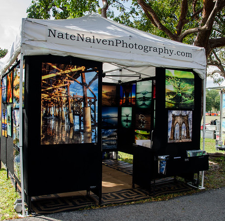 Nate Nalven Photography Art Show Gallery