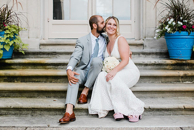 Laura + Andy: 8.6.17