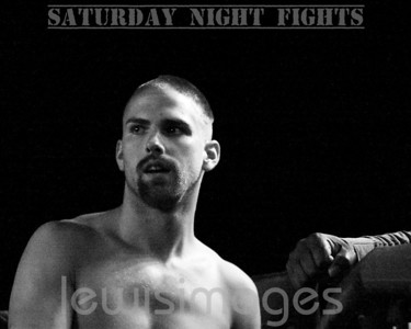 Justin Sanders vs Ryan Starkell - May 5/12