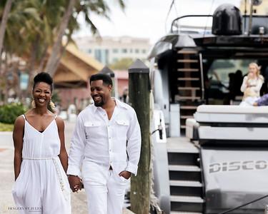 Chanee & Reggie Engagement Shoot