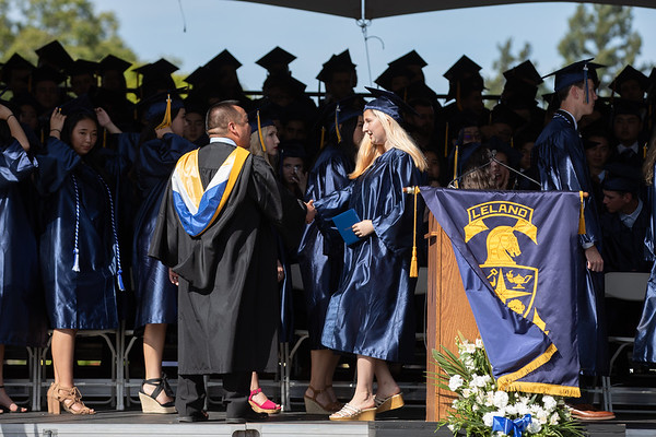 Leland Graduation