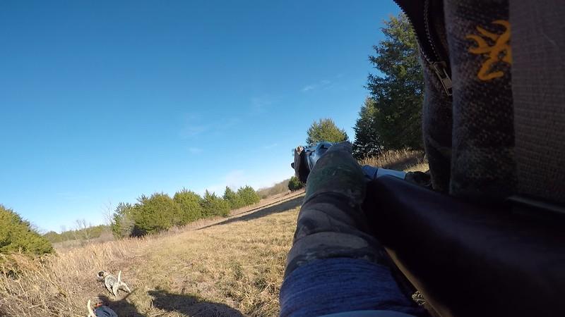 GoPro Video (Quail Hunt at Camerons)
