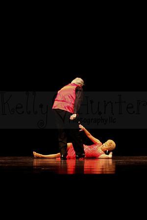 Plainwell Dance 2013 John and Sharon