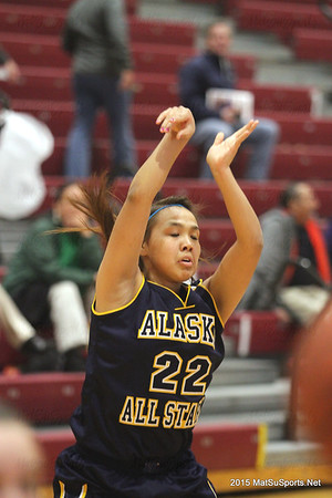 Girls 1A-2A AABC Senior All-Stars
