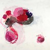 Warm Emerging-Iorillo, 50x50 on canvas