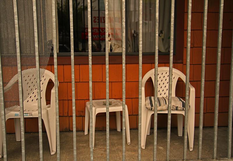 Chair Jail