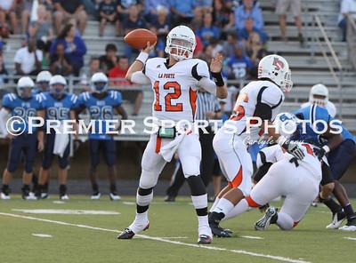 La Porte Varsity Football vs. Brazoswood 9/21/2012