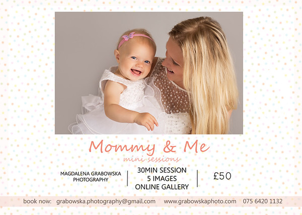 Mother's Day Mini Session 2018
