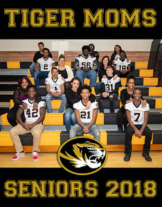 Tiger Moms Seniors 2018    11.14.18
