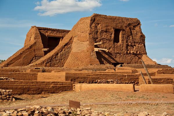 Pecos Monument