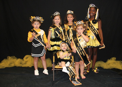 2012 Touchdown Pageant