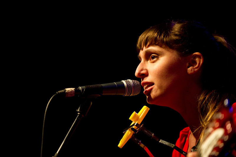 Rachel Goodrich performs on May 2, 2010 at State Thatre in St. Petersburg, Florida