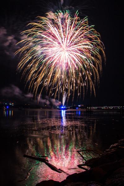 Alexandria Birthday Fireworks