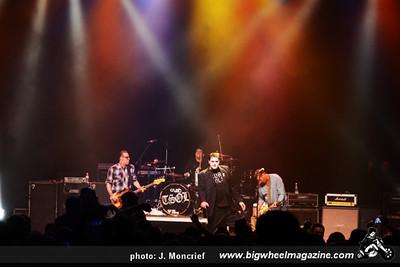 GV30 - TSOL - 30 Years of Goldenvoice at The Santa Monica Civic Auditorium - Santa Monica, CA - December 17, 2011