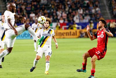 LA Galaxy vs Toronto FC