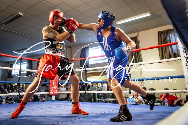 Jake Smith Kerry vs Hassan Ayaz