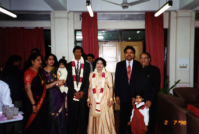 Shyam-Madhu 25th Anniversary