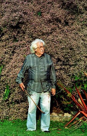 Roberto Burle Marx - landscape architect