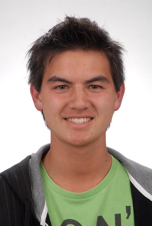 . Derek Levchenko, 2013 All-Area tennis, Redondo