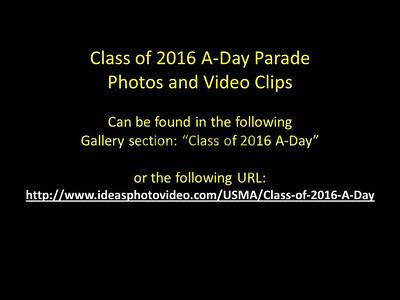 A-Day Parade