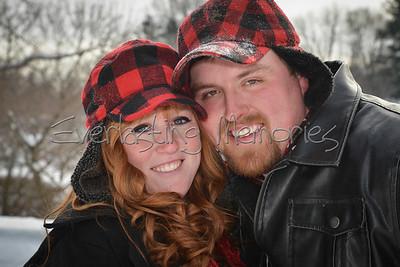 Megan and Adam Engagement