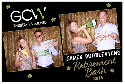 James Duddlesten's Retirement Bash