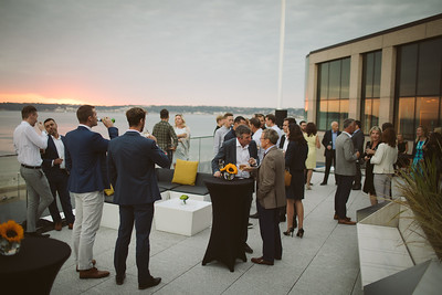 Formal Events (Dinners, Prize Presentations)