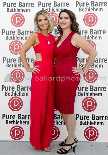 Pure Barre Bethlehem Grand Opening, July 22nd 2016