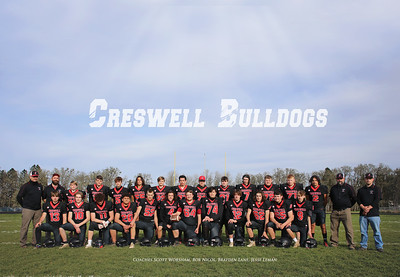 Creswell Varsity Football