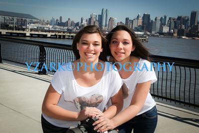 Brianna and Gabriella Photo Shoot Hoboken NJ 3_11_2012