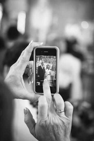 smart phone weddings
