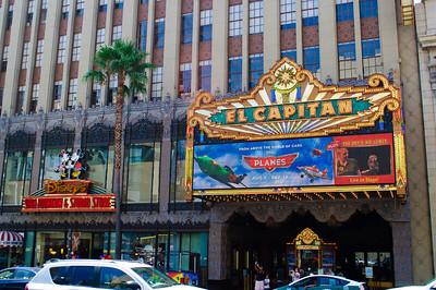 Disney Soda Fountain & Studio Store/ El Capitan Theatre