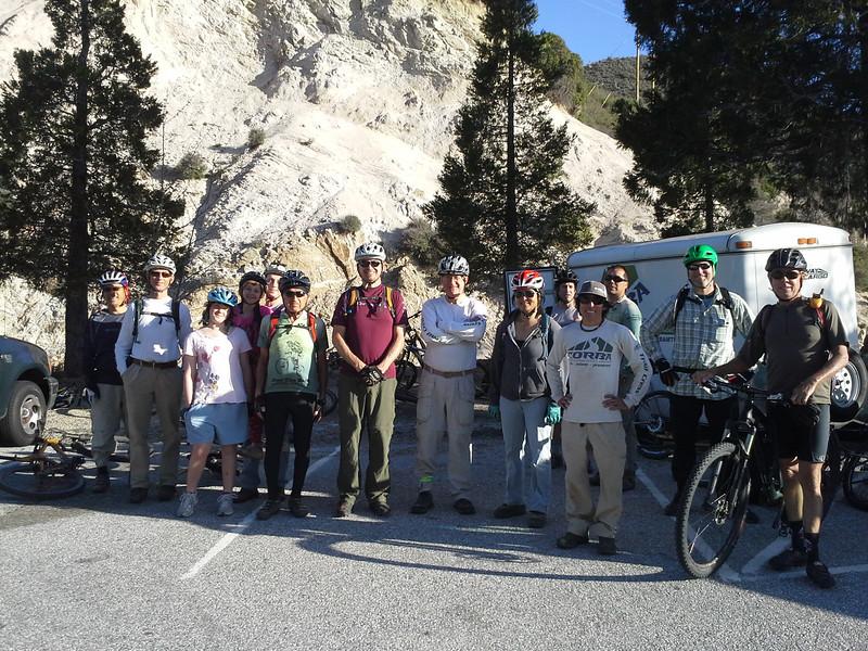 20140316002-Strawberry Peak Trailwork [Robin]