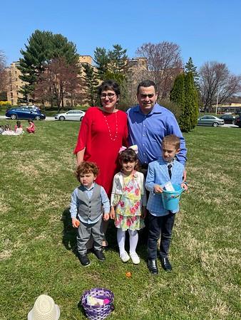Holy Week 2021 in Wynnewood, PA (Mar.-Apr. 2021)