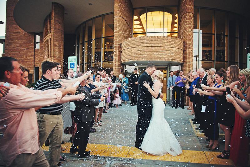 Quade-Evans Wedding