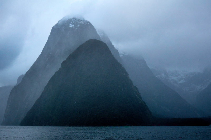 Milford Sound Fiords