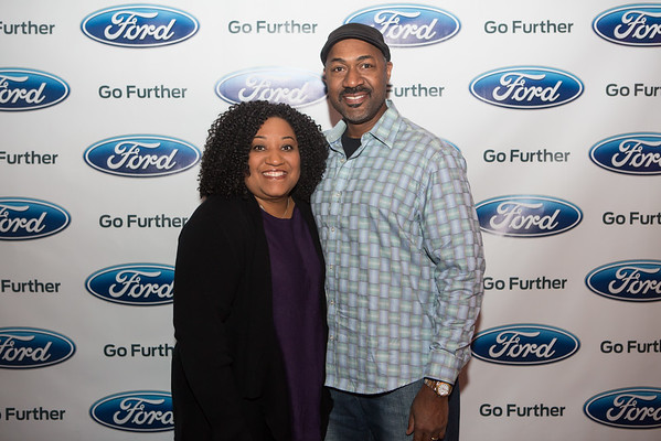 Ford presents CREED Movie Premiere