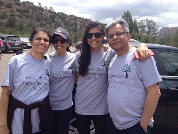 Songir Mota's Family Reunion 2015