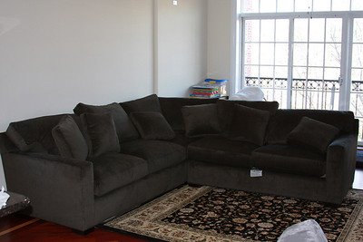 New Couch 2010