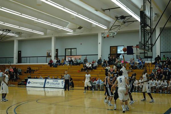 M Basketball Feb 10th