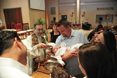 Jason Charles / Baptism